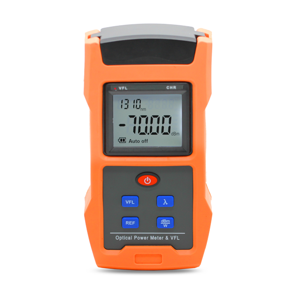 TM263 Optical Power Meter & VFL